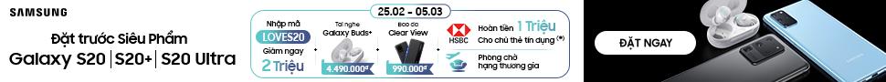 Pre order Samsung S20, S20+, S20 Ultra