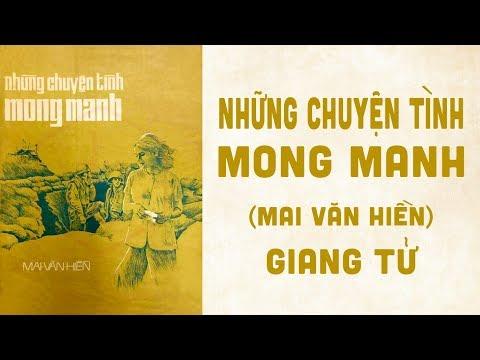 🎵 Những Chuyện Tình Mong Manh (Mai Văn Hiền) Giang Tử Pre 1975 | Bìa Nhạc Xưa