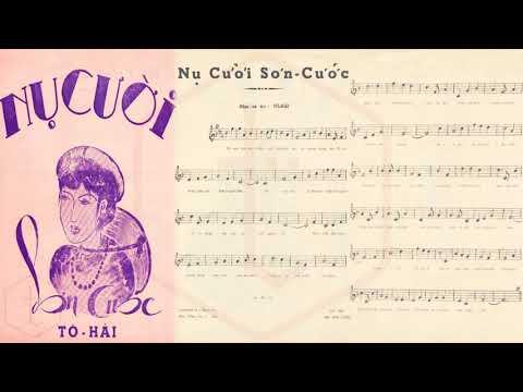 🎵 Nụ Cười Sơn Cước (Tô Hải) Sĩ Phú Pre 1975 | Tờ Nhạc Xưa