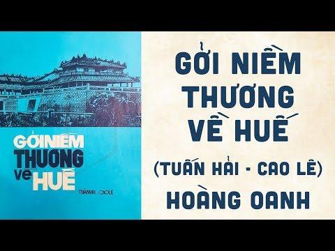 🎵 Gởi Niềm Thương Về Huế (Tuấn Hải, Cao Lê) Hoàng Oanh Pre 1975 | Bìa Nhạc Xưa