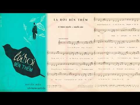 🎵 Lá Rơi Bên Thềm (Nguyễn Hiền, Lê Trọng Nguyễn) Mỹ Thể Pre 1975 | Tờ Nhạc Xưa