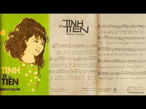 🎵 Tình Và Tiền (Minh Kỳ, Dạ Cầm) Mai Lệ Huyền Pre 1975 | Tờ Nhạc Xưa
