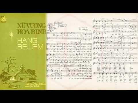🎵 Hang Bê Lem (Hải Linh) Hà Thanh, Mai Hương, Như Thủy, Hoàng Oanh Pre 1975 Pre 1975 | Tờ Nhạc Xưa