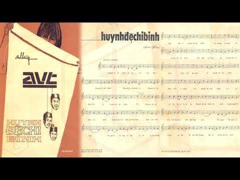 🎵 Huynh Đệ Chi Binh (Anh Bằng) Ban AVT Pre 1975 | Tờ Nhạc Xưa