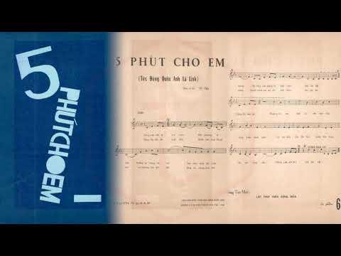 🎵 Đừng Quên Anh Là Lính (Vũ Thy) Phương Hoài Tâm Pre 1975 | Tờ Nhạc Xưa