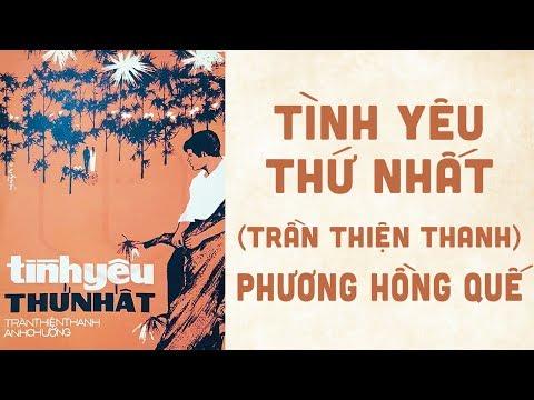 🎵 Tình Yêu Thứ Nhất (Trần Thiện Thanh) Phương Hồng Quế Pre 1975 | Bìa Nhạc Xưa