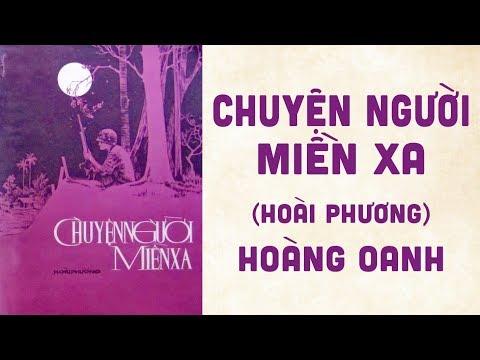 🎵 Chuyện Người Miền Xa (Hoài Phương) Hoàng Oanh Pre 1975 | Bìa Nhạc Xưa