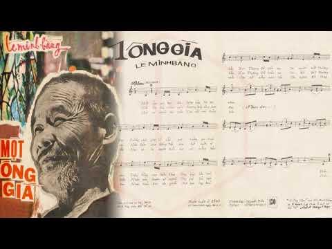 🎵 Một Ông Già (Lê Minh Bằng) Khánh Ly Pre 1975 | Tờ Nhạc Xưa