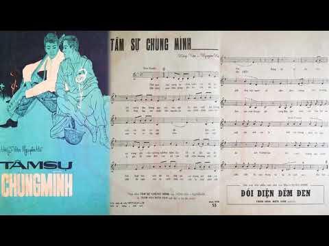 🎵 Tâm Sự Chúng Mình (Hồng Vân, Nguyên Hà) Chế Linh, Thanh Tuyền Pre 1975 | Tờ Nhạc Xưa