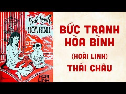 🎵 Bức Tranh Hòa Bình (Hoài Linh) Thái Châu Pre 1975 | Bìa Nhạc Xưa