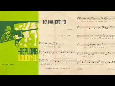 🎵 Đẹp Lòng Người Yêu (Ngọc Sơn, Tuấn Hải) Hoàng Oanh Pre 1975 | Tờ Nhạc Xưa