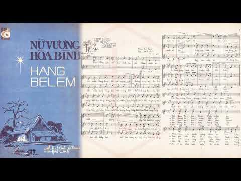🎵 Hang Belem (Hải Linh, Minh Châu) Lệ Thu Pre 1975 | Tờ Nhạc Xưa