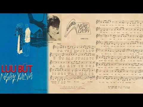 🎵 Lưu Bút Ngày Xanh (Thanh Sơn) Trúc Mai Pre 1975 | Tờ Nhạc Xưa