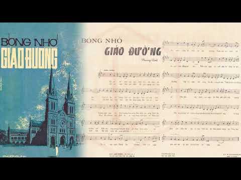 🎵 Bóng Nhỏ Giáo Đường (Phượng Linh) Chế Linh Pre 1975 | Tờ Nhạc Xưa