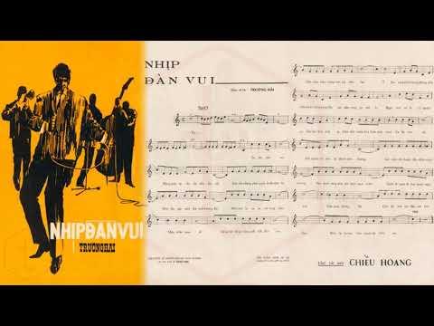 🎵 Nhịp Đàn Vui (Trường Hải) Mai Lệ Huyền Pre 1975 | Tờ Nhạc Xưa