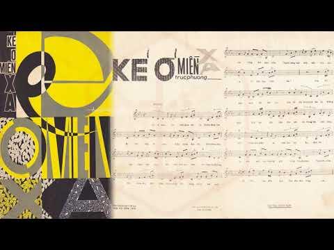 🎵 Kẻ Ở Miền Xa (Trúc Phương) Duy Khánh Pre 1975 | Tờ Nhạc Xưa