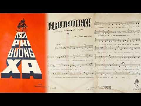 🎵 Ngựa Phi Đường Xa (Lê Yên, Phạm Đình Chương) Ban Hợp Ca Thăng Long Pre 1975 | Tờ Nhạc Xưa