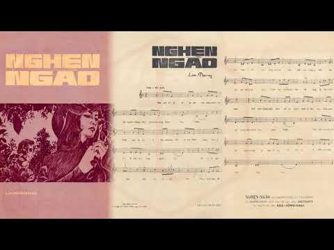 🎵 Nghẹn Ngào (Lam Phương) Thanh Lan Pre 1975 | Tờ Nhạc Xưa