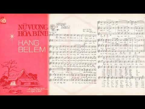 🎵 Hang Bê Lem (Hải Linh) Ban Bốn Phương Pre 1975 | Tờ Nhạc Xưa