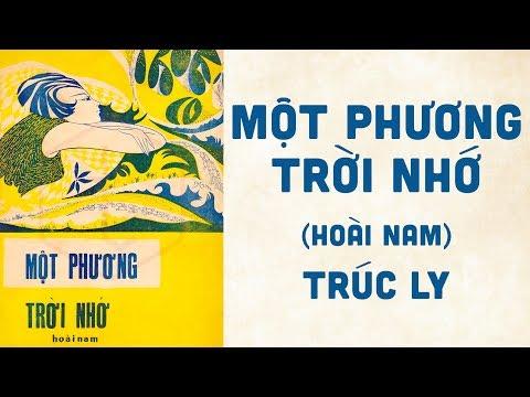 🎵 Một Phương Trời Nhớ (Hoài Nam) Trúc Ly Pre 1975 | Bìa Nhạc Xưa