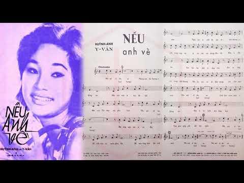 🎵 Mừng Nắng Xuân Về (Huỳnh Anh, Y Vân) Nhật Thiên Lan Pre 1975 | Tờ Nhạc Xưa