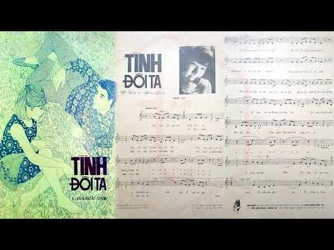 🎵 Tình Đôi Ta (Y Vân, Hoài Linh) Tuyết Mai Pre 1975 | Tờ Nhạc Xưa