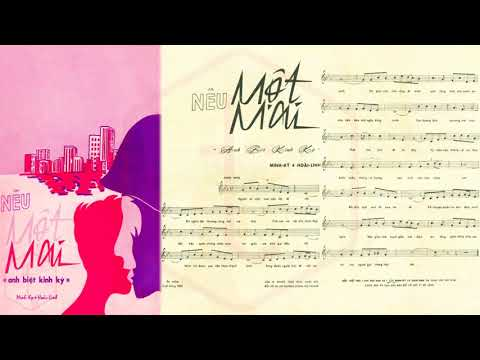 🎵 Nếu Một Mai (Minh Kỳ, Hoài Linh) Phương Dung Pre 1975 | Tờ Nhạc Xưa