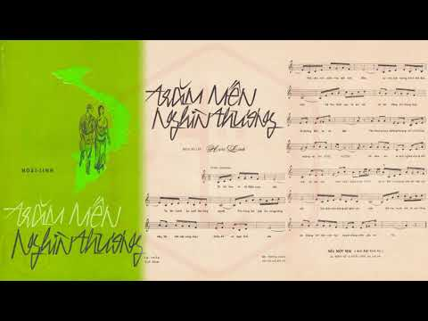 🎵 Trăm Mến Nghìn Thương (Tân Cổ, Hoài Linh, Viễn Châu) Thành Được, Thanh Nga Pre 1975 | Tờ Nhạc Xưa