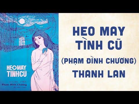 🎵 Heo May Tình Cũ (Cao Tiêu, Phạm Đình Chương) Thanh Lan Pre 1975 | Bìa Nhạc Xưa