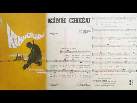 🎵 Kinh Chiều (Hoàng Thi Thơ) Quỳnh Hương Pre 1975 | Tờ Nhạc Xưa