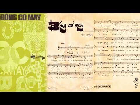 🎵 Bông Cỏ May (Trúc Phương) Hương Lan Pre 1975 | Tờ Nhạc Xưa