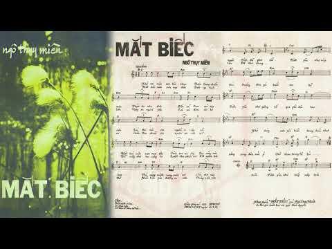 🎵 Mắt Biếc (Ngô Thụy Miên) Thanh Lan Pre 1975 | Tờ Nhạc Xưa
