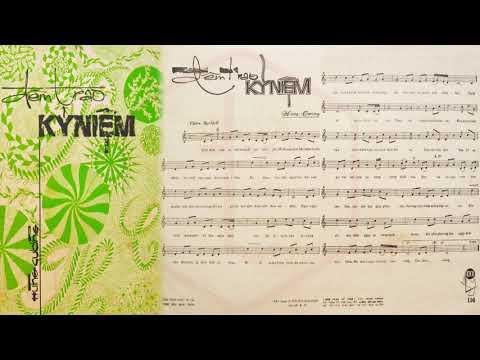 🎵 Đêm Trao Kỷ Niệm (Hùng Cường) Hùng Cường Pre 1975 | Tờ Nhạc Xưa