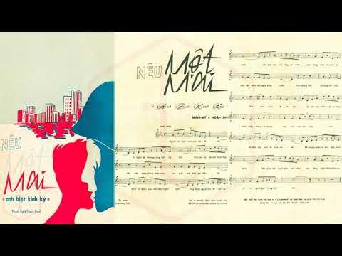 🎵 Nếu Một Mai (Minh Kỳ, Hoài Linh) Phương Dung, Thanh Phong Pre 1975 | Tờ Nhạc Xưa