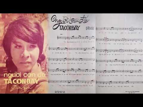 🎵 Người Còn Đó Ta Còn Đây (Diên An, Quỳnh Trang) Khánh Ly Pre 1975 | Tờ Nhạc Xưa