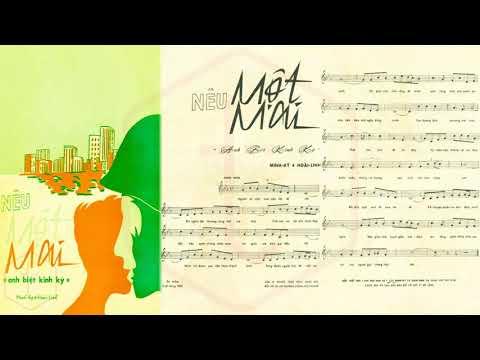 🎵 Nếu Một Mai Anh Biệt Kinh Kỳ (Minh Kỳ, Hoài Linh) Thanh Lan Pre 1975 | Tờ Nhạc Xưa