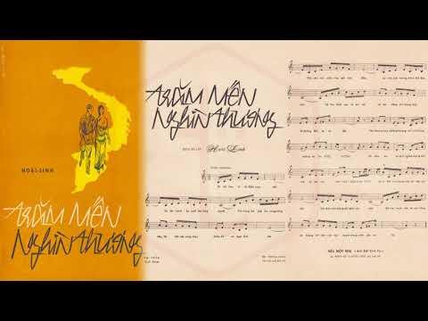 🎵 Trăm Mến Nghìn Thương (Hoài Linh) Phương Dung Pre 1975 | Tờ Nhạc Xưa