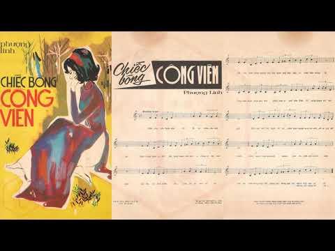 🎵 Chiếc Bóng Công Viên (Phượng Linh) Hà Thanh Pre 1975 | Tờ Nhạc Xưa