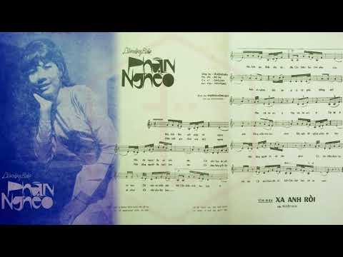 🎵 Phận Nghèo (Lê Mộng Bảo) Giao Linh Pre 1975 | Tờ Nhạc Xưa