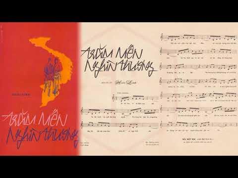 🎵 Trăm Mến Nghìn Thương (Hoài Linh) Trúc Mai Pre 1975 | Tờ Nhạc Xưa