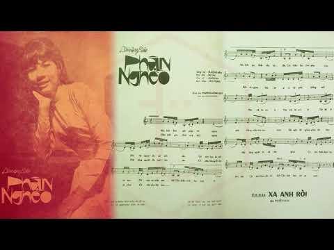 🎵 Phận Nghèo (Lê Mộng Bảo) Trang Mỹ Dung Pre 1975 | Tờ Nhạc Xưa