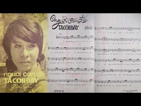 🎵 Người Còn Đó Ta Còn Đây (Diên An, Quỳnh Trang) Carol Kim Pre 1975 | Tờ Nhạc Xưa