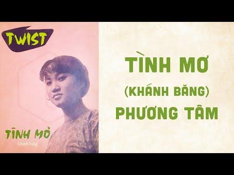 🎵 Tình Mơ (Khánh Băng) Phương Tâm Pre 1975 | Bìa Nhạc Xưa