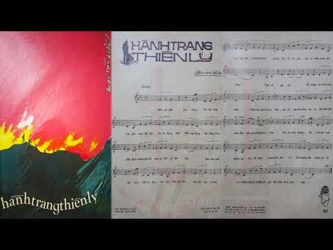 🎵 Hành Trang Thiên Lý (Mai Văn Hiền) Duy Khánh Pre 1975 | Tờ Nhạc Xưa