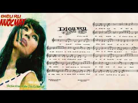 🎵 Điệu Ru Nước Mắt (Vũ Lai, Anh Sơn) Mai Lệ Huyền Pre 1975 | Tờ Nhạc Xưa