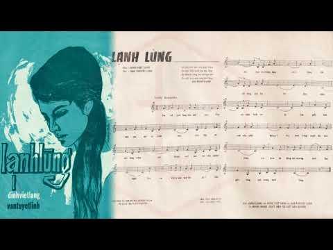 🎵 Lạnh Lùng (Đinh Việt Lang) Như Thủy Pre 1975 | Tờ Nhạc Xưa