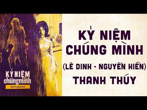 🎵 Kỷ Niệm Chúng Mình (Lê Dinh, Nguyễn Hiền) Thanh Thúy Pre 1975 | Bìa Nhạc Xưa