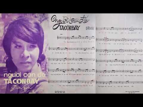 🎵 Người Còn Đó Ta Còn Đây (Diên An, Quỳnh Trang) Mai Lệ Huyền Pre 1975 | Tờ Nhạc Xưa