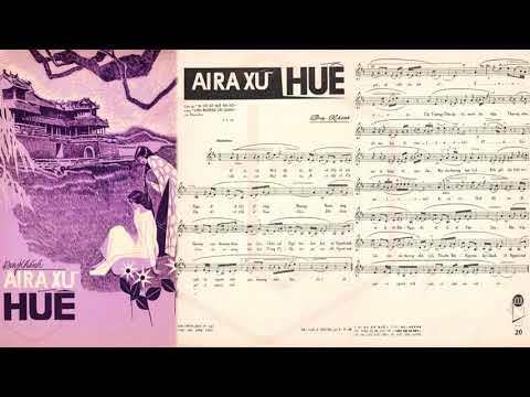 🎵 Ai Ra Xứ Huế (Duy Khánh) Hà Thanh Pre 1975 | Tờ Nhạc Xưa