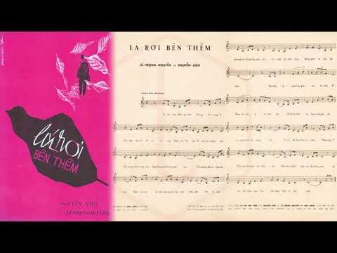 🎵 Lá Rơi Bên Thềm (Nguyễn Hiền, Lê Trọng Nguyễn) Phương Hồng Hạnh Pre 1975   Tờ Nhạc Xưa
